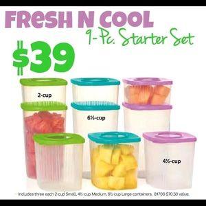 Tupperware Fresh N Cool
